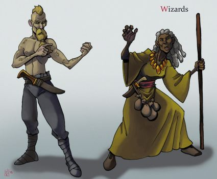 0615 wizards by Pachycrocuta