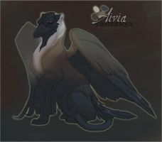 Aivia Reference Sheet by krystle-tears