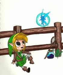 Lazy Link by LelioCakes