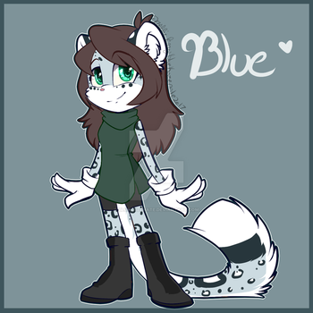 My Official Sonic sona by BlueKazenate
