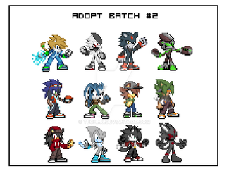 Adoption Batch #2 (Final Update) by TechM8