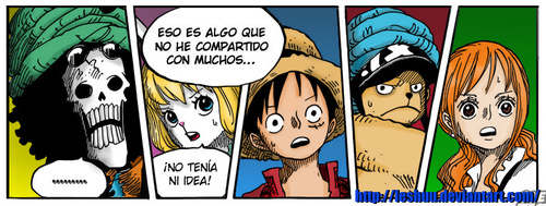 One Piece 830 - Mugiwaras by LESHUU