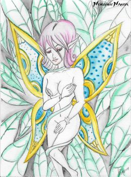Eroctic Fairy by Morgane-Mangas