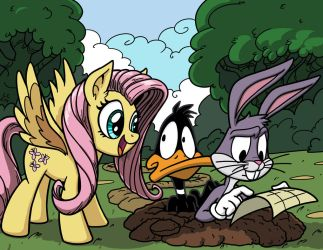 Wrong Turn at Albuquerque by LateCustomer