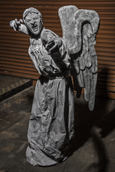 Weeping Angel: Dont Blink by TemaTime