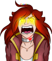 Angry K by KTechnicolour