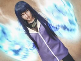 Hinata Hyuuga Cosplay by a4th