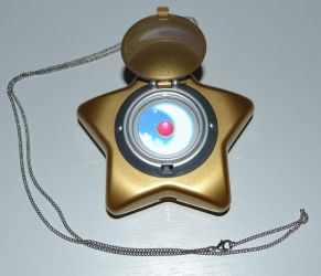 Starry Sky Orgel / Star Locket replica by E-D-Harrow