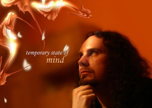temporary state of thinking by perihelio