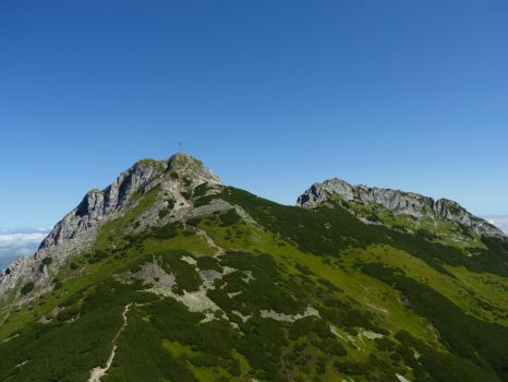 Giewont by LPik