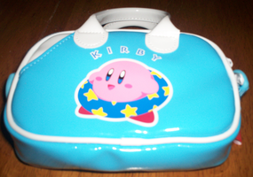 Kirby carrying case by KirbyIsLove