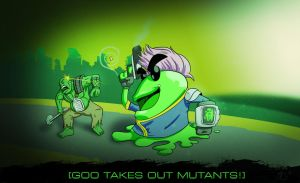 Goo in the wasteland! by Gx3RComics