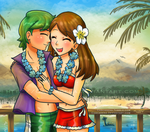 Aloha from Alola by Cascadena
