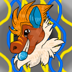 Art Fight Attack 34 - TanTroxy! by AvianArts