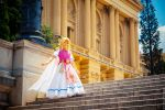 Welcome to Hyrule! by LayzeMichelle