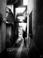 a little street in Italy by mysterious-ayelita