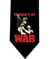 Rambo War Tie by CoolTies