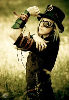 Steampunk III by RemusSirion