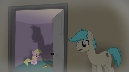 Coming Home Late by Nevel7