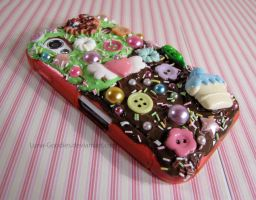 My own phonecase by Luna-Goodies