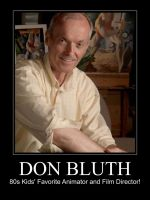 Don Bluth Motivation by FireMaster92