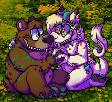 Flowery Date by Angry-Baby