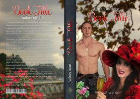 Book Cover challenge - Jezebel 3 by Quijuka