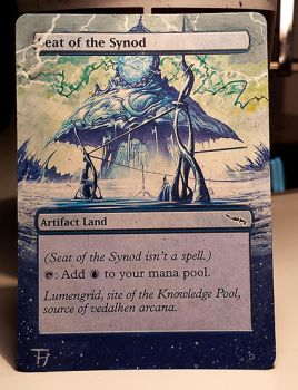 Seat of the Synod - Alter art by TomGreystone