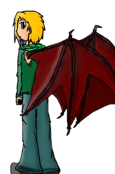 Adam -With Wings- by AnimeVSReality