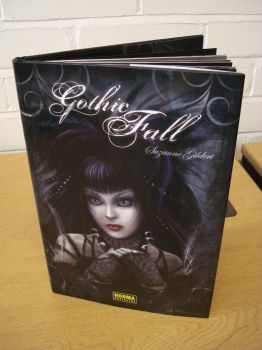 Gothic Fall - The book by QuantumSuz