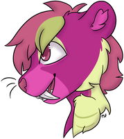 Pretty In Pink {Comm} by The-Spectral-Force