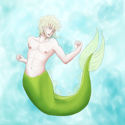 Isaak Merman by Anir