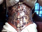 Carved Corset by NightShade515