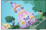 Ponyville Carousel by oxinfree