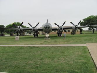 B-29 Front by Sevvy89