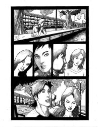 Offshore241 0 Deja Vu Page 2 From Komikero Komiks Anthology By
