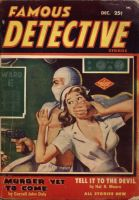 Famous Detective by trichyda