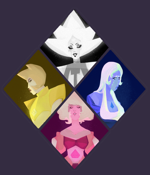 [REDRAW] The Diamond Authority by rani-bow