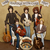The Traveling Wilburys by 89000007ANL