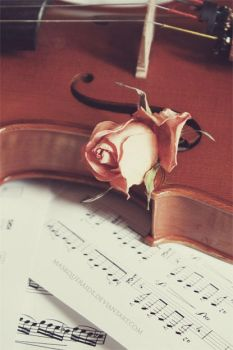 .last melody. by maskqueraide