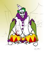 Edwardian Joker in Colour by BevisMusson