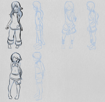 Neph Story Outfits WIP 02 by Voleno