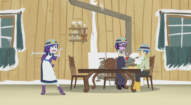 MLP EQG Opening Night Moments 1 by Wakko2010