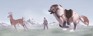 Cold Pursuit - Tabaqui RoH by Cougar28