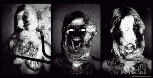 triptych pain by moppaa
