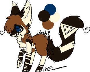 yet another 50 point fox adopt (CLOSE) by Perma-Fox