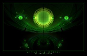 ENTER THE MATRIX by DeepChrome