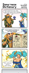 [19GoldLoL] Sona-nese Dictionary by Nestkeeper