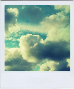 Polaroid 8 _ Old Sky by oxigenium