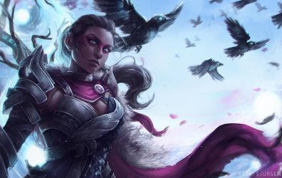 Nevermore by Astri-Lohne